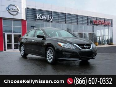 2017 Nissan Altima 2.5 S 4dr Car