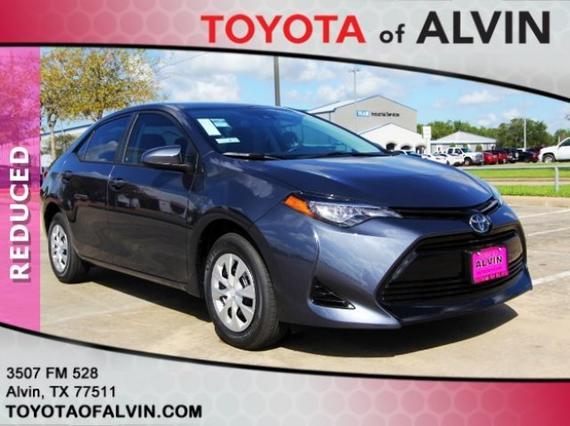 2018 Toyota Corolla L Alvin TX