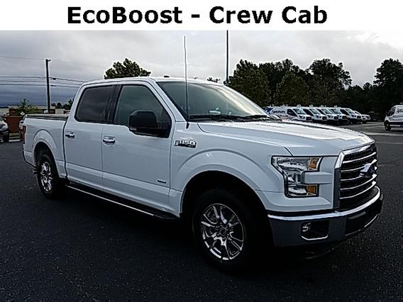 2015 Ford F-150 XLT 4D SuperCrew Greensboro NC