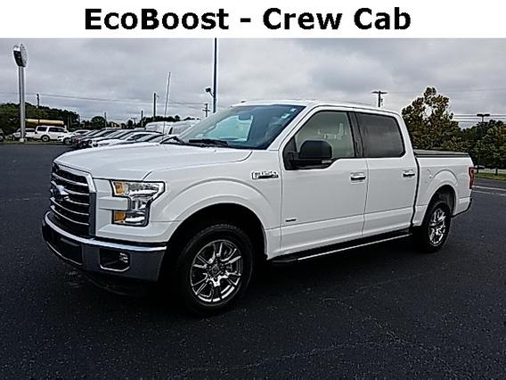 2015 Ford F-150 XLT 4D SuperCrew Rocky Mt NC