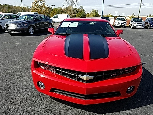 2013 Chevrolet Camaro 1LT 2D Coupe Wilmington NC