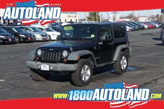 2009 Jeep Wrangler RUBICON Convertible Springfield NJ
