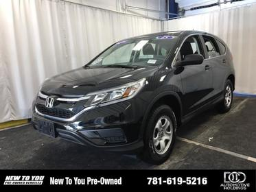 2015 Honda CR-V AWD 5DR LX North Attleboro MA