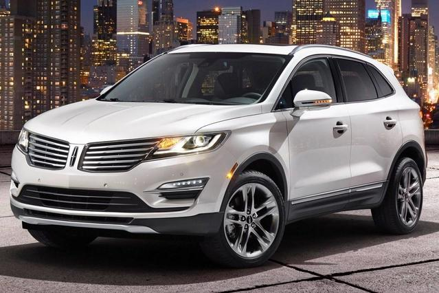 2015 Lincoln MKC SELECT Slide 0