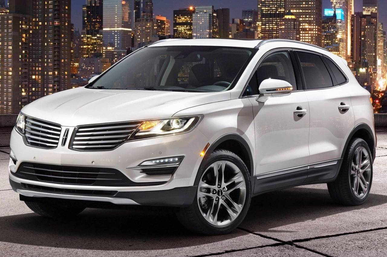 2015 Lincoln MKC FWD 4DR SUV Slide 0