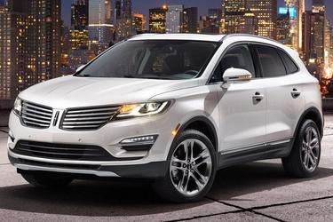 2015 Lincoln MKC BASE 4dr SUV Raleigh NC