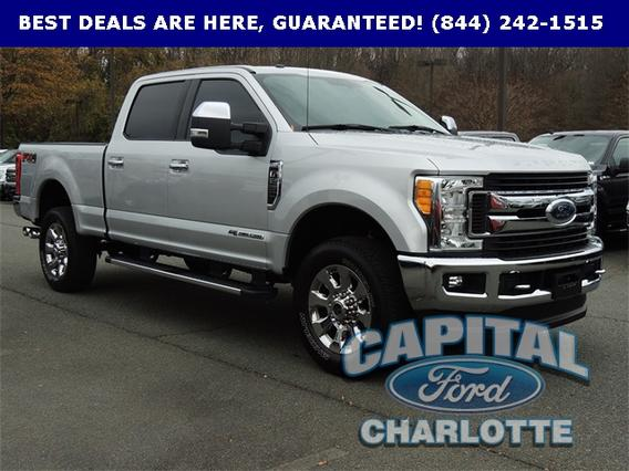 2017 Ford Super Duty F-250 SRW LARIAT 4D Crew Cab Greensboro NC
