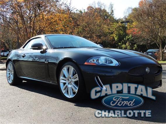 2011 Jaguar XK XKR 2D Convertible Greensboro NC