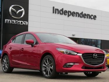 2018 Mazda Mazda3 5-Door GRAND TOURING Charlotte NC