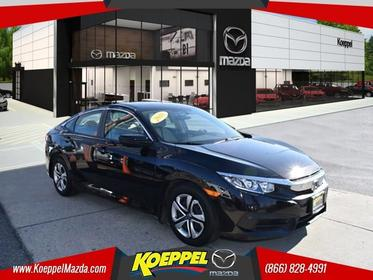 2016 Honda Civic Sedan LX Jackson Heights New York