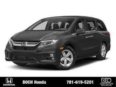 2018 Honda Odyssey EX-L W/NAVI/RES AUTO