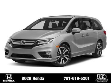 2018 Honda Odyssey ELITE AUTO Norwood MA