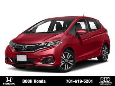 2018 Honda Fit EX CVT Westford MA