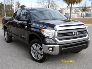 2014 Toyota Tundra SR5 DOUBLE CAB 5.7L FFV 4WD Crew Cab Pickup Thomasville GA