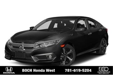 2017 Honda Civic TOURING CVT Westford MA