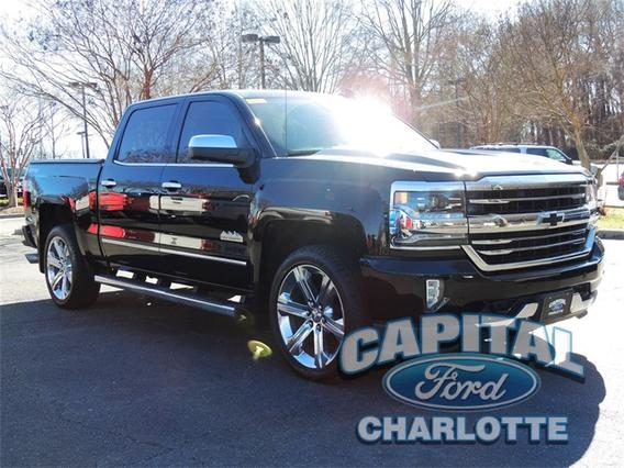 2016 Chevrolet Silverado 1500 HIGH COUNTRY 4D Crew Cab Greensboro NC