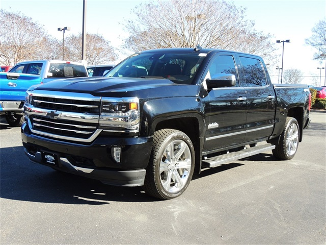 2016 Chevrolet Silverado 1500 HIGH COUNTRY 4D Crew Cab Raleigh NC
