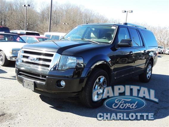 2013 Ford Expedition EL LIMITED 4D Sport Utility Greensboro NC