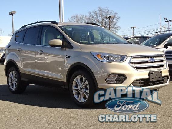 2018 Ford Escape SEL 4D Sport Utility Charlotte NC