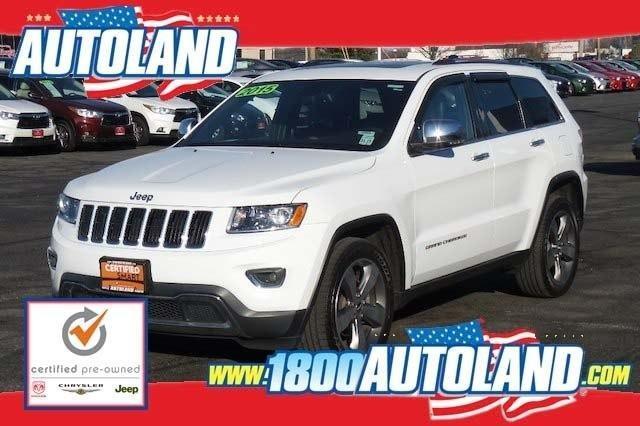 2015 Jeep Grand Cherokee LIMITED Sport Utility Springfield NJ
