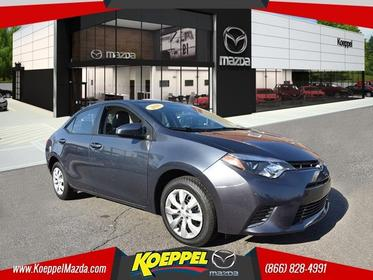 2016 Toyota Corolla Jackson Heights New York