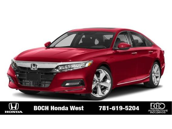 2018 Honda Accord TOURING CVT Norwood MA