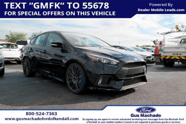 2017 Ford Focus RS Hatchback Miami FL
