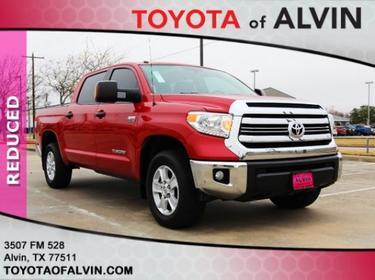 2017 Toyota Tundra SR5 Alvin TX