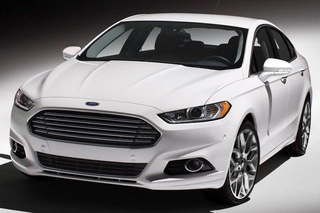 2014 Ford Fusion Wilmington NC