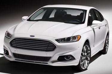 2014 Ford Fusion Greensboro NC