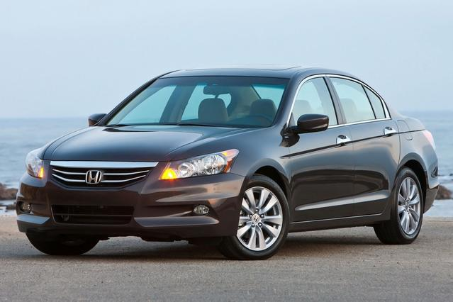 2012 Honda Accord Sedan EX Slide 0