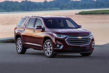 2018 Chevrolet Traverse LT CLOTH  NC