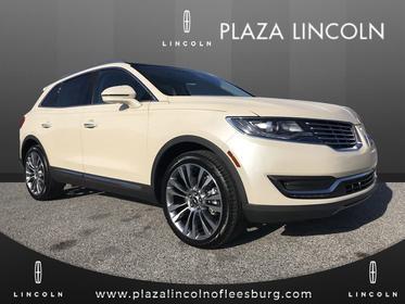 2018 Lincoln MKX RESERVE Leesburg Florida