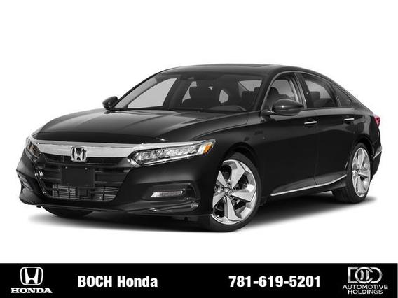2018 Honda Accord TOURING CVT Westford MA