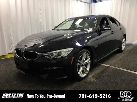 2015 BMW 4 Series 4DR SDN 428I XDRIVE AWD GRAN COUPE Norwood MA