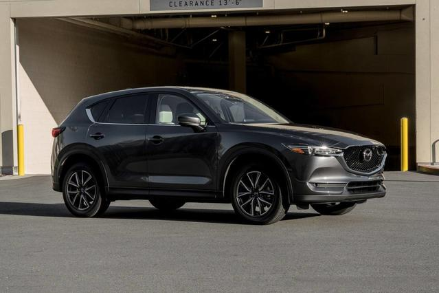 2018 Mazda MAZDA CX-5 GRAND TOURING SUV Slide 0