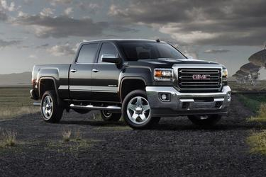 2018 GMC Sierra 2500HD DENALI Pickup Slide
