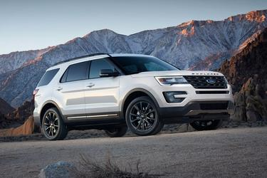 2018 Ford Explorer XLT Hillsborough NC