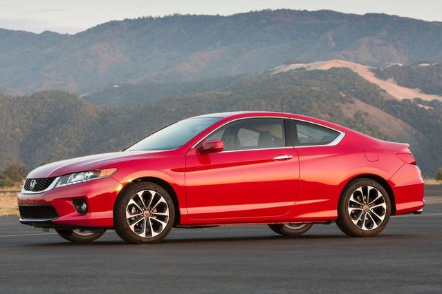 2013 Honda Accord 4DR I4 CVT LX