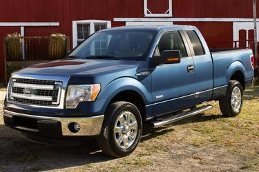 2013 Ford F-150 LARIAT Crew Pickup Chapel Hill NC