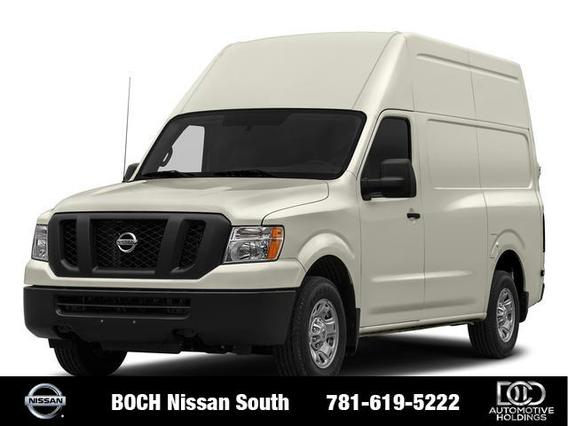 2018 Nissan NV Cargo S Full-size Cargo Van North Attleboro MA