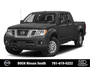 2018 Nissan Frontier SV V6 Short Bed