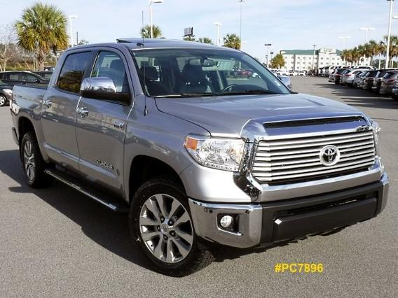 2015 Toyota Tundra LIMITED CREWMAX FFV 4WD Crew Cab Pickup Valdosta GA