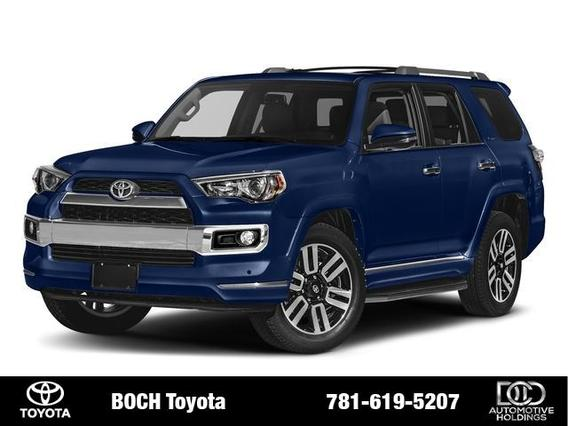 2017 Toyota 4Runner LIMITED 4WD Sport Utility