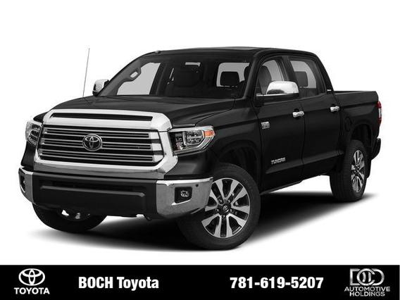2018 Toyota Tundra 4WD LIMITED Short Bed