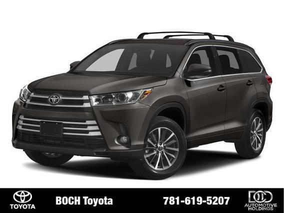 2018 Toyota Highlander XLE Sport Utility