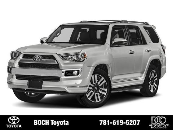2018 Toyota 4Runner LIMITED Sport Utility Norwood MA