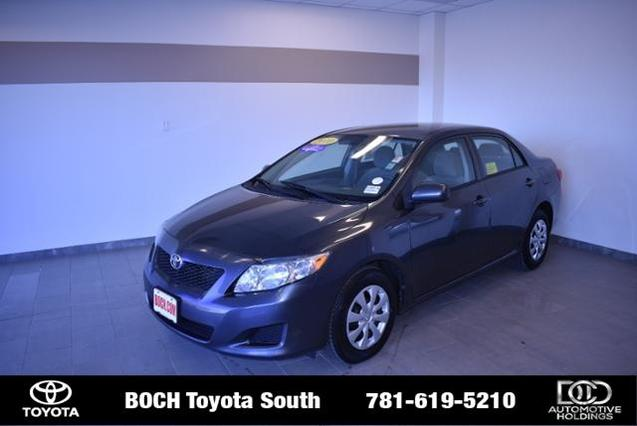 2010 Toyota Corolla LE 4dr Car Norwood MA