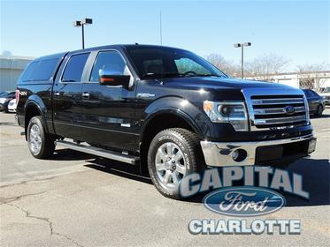 2013 Ford F-150 LARIAT 4D SuperCrew Charlotte NC