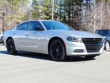 2018 Dodge Charger SXT 4D Sedan  NC